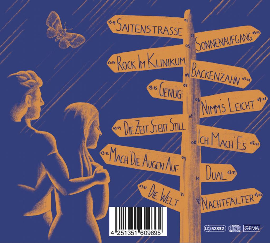 Ella19 Nachtfalter (CD)