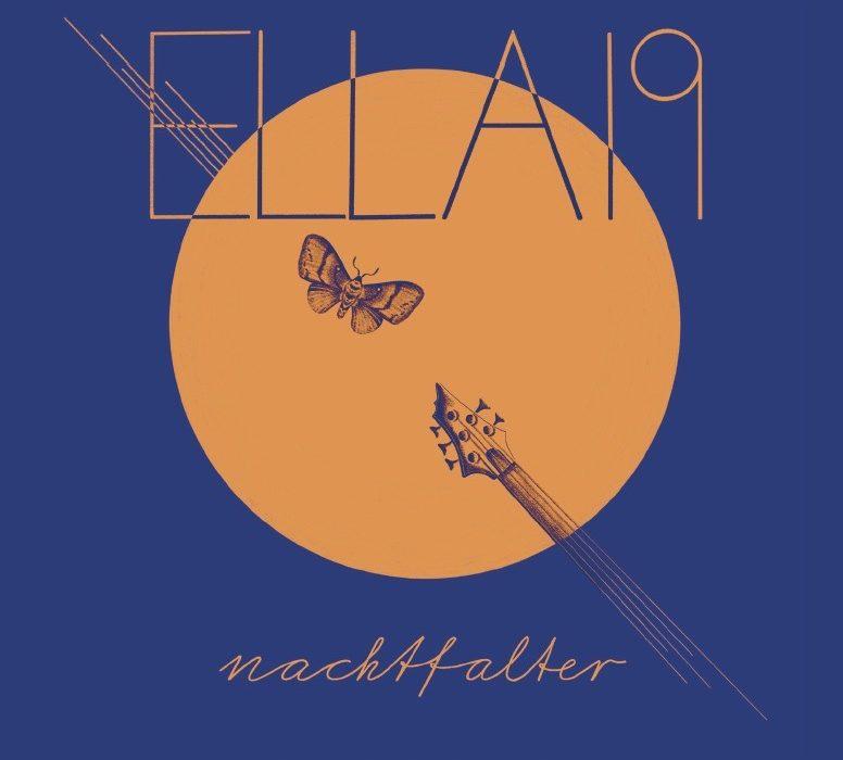 Ella19 CD Cover